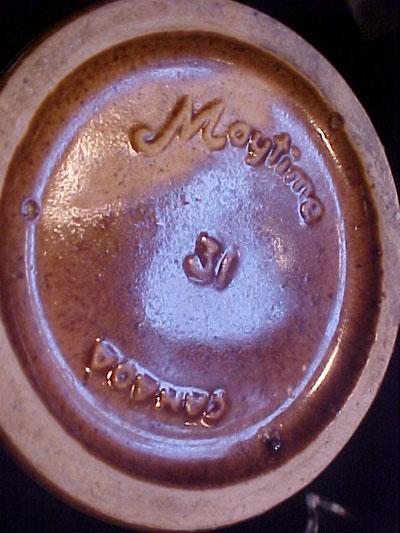 Canadian Pottery Marks