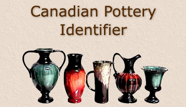 Canadian Pottery Identification, Canadian Pottery Makers